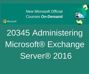 20435 Exchange server 2016