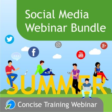 Social webinar series bundle