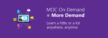 Microsoft MOC on Demand