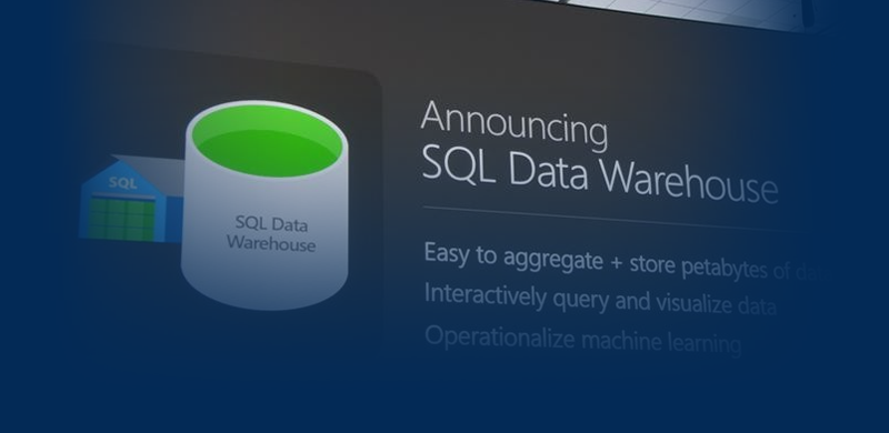 SQL Data warehousing